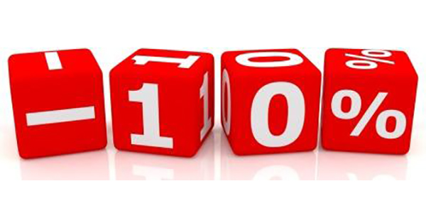 АКЦИЯ! Скидка 10% предоставляется на все подарочные наборы.