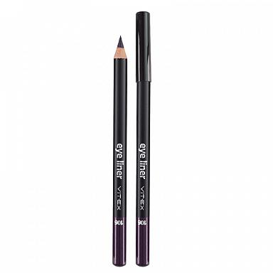 VITEX Контурный карандаш для глаз 106 Violet